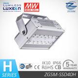 IP66 LED Tunnel-Licht mit Mittel-Vertiefungs-Fahrer