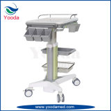 Medizinische und Krankenhaus-Geräten-Krankenpflege-Behandlung-Karre