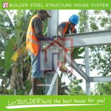 パプアニューギニアのプロジェクトの鋼鉄移動式プレハブの家