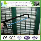 Гальванизированная разделительная стена подъема 358 провода загородки анти-