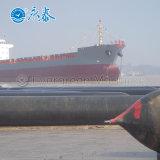 Saco hinchable marina neumático del barco de goma para los astilleros
