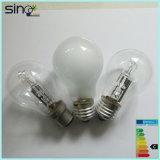 A19 Claire 220-240V E27 Lampe halogène