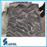 Barato Juparana chineses piso em granito de ondas de Areia Telha