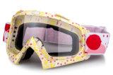 Подгонянный мотоцикл отраженный PC Tearoff изумлённых взглядов Eyewear для женщин