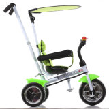 Bicicleta da roda das crianças 3 de China da venda do atacadista do triciclo dos miúdos
