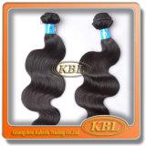 cheveux humains 100%Unprocessed brésiliens