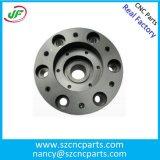 Peças de ferragens, peças de metal, peças CNC giradas para comunicação óptica