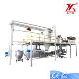 600-800 kg-/hWasserkühlung-Riemen-abkühlende Band-Maschine