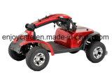 800W Taiwan Bewegungserwachsener elektrischer Mobilitäts-Roller mit grossem hinterem Korb Eml48A