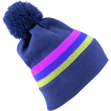 安い帽子の帽子はPOM POMの帽子の冬の帽子を放す