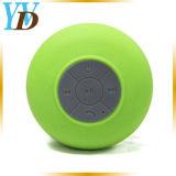Portátil Mini super resistente al agua verde Graves potentes altavoces Bluetooth de setas (YWD-Y11).
