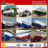 60m3 de bulk Semi Aanhangwagen van de Tanker van het Cement (PLY9560GFL)