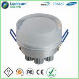 5W 135 LED-lamp met stralingshoek COB, 90 lm/W.