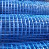 Покрынная PVC гальванизированная сваренная загородка ячеистой сети