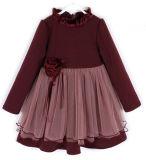 """Chemise manches longues de l'hiver longue Robe princesse Kid"""" DK9006"""