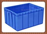 중국에서 주문을 받아서 만들어진 튼튼한 플라스틱 저장 상자 제조자