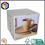カスタムカラーLithoプリントボール紙のペーパー包装ボックス
