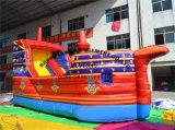 遊園地のための膨脹可能な海賊ボート