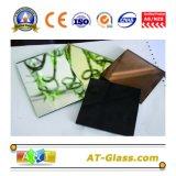 2mm-6mm 알루미늄 미러 공급자, 공간 또는 색깔 알루미늄 미러