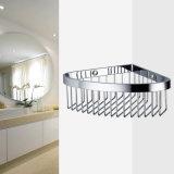 Accessoires de salle de bain satin en acier inoxydable serviette en soie rack en soie (SUS304)