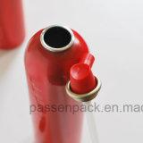 El tanque de aluminio del extintor con 2.3MPa que reparte la presión