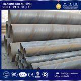 Tubo di ERW Lasw e tubo d'acciaio saldati SSAW S235 Ss400 X52