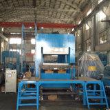 가황 압박 기계 가황기 공장 제조자를 완치시키는 PLC 격판덮개 고무