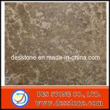 Australia Golad hermoso mosaico de mármol arena losa (DES-MT015)