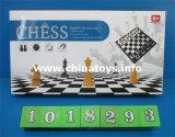 昇進のギフトの教育おもちゃのプラスチック遊ぶチェスの試合(1018293)