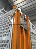 Novo Ce aprovou máquinas de construção de 3 toneladas com porta lateral