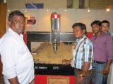 CNC 기계 Rk25-H를 바꾸는 압축 공기를 넣은 자동 공구
