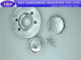 Fábrica personalizada Persona Especial de aluminio pieza CNC