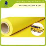 Carpa exterior recubierto de PVC tejido lona LONA lona rollo 500d de la fábrica de lona de PVC