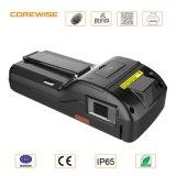 Читатель фингерпринта термально принтера китайского изготовления Handheld 4G Lte 58mm Built-in