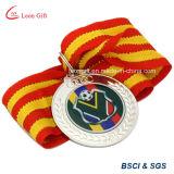 Médailles personnalisées de participant de passage, médailles de récompense