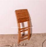 Стул складчатости Bamboo переклейки кресла с откидной спинкой стула складчатости Bamboo Bamboo Bamboo