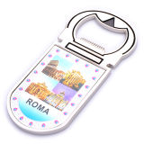 Souvenir City Gift Bottle Opener Custom Magnet (BK53779)