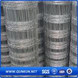 Electro ограждать скотин ячеистой сети оцинкованной стали
