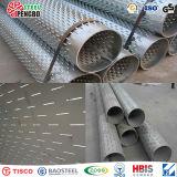 tubo de acero inoxidable rectangular de 309S ERW