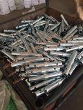 Pin d'acciaio dell'accoppiamento della giuntura dell'armatura 9 '' Q235 per l'armatura del blocco per grafici