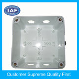 Custom Good Quality ABS Caixa de junção quadrada injeção de peças de plástico
