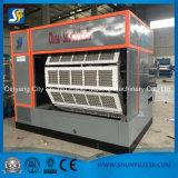 Papiermassen-Ei-Tellersegment-Maschinen-Ei-Tellersegment, das Maschine herstellt Preis festzusetzen/Ei-Kasten-formenmaschinen