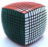 Новые черный 11X11X11 Magic Cube головоломки 11X11 Скорости редких поверните подарочная игрушка игры