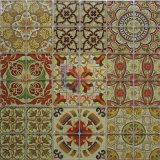 El tipo amarillo inyección de tinta del color hizo el azulejo de mosaico cristalino (CFC656)