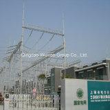 Bâtis en acier de haute qualité Bâtiments pour sous-stations et autres travaux de construction