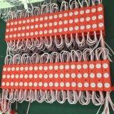 2835 módulos leves Backlit 1.44W do diodo emissor de luz da injeção 12V para letras de caixa leve e de canaleta
