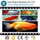 O GV certificou a vária máquina da alimentação dos peixes da capacidade
