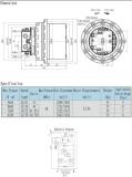 Двигатель Ini Two Speed Excavator Travel Motor