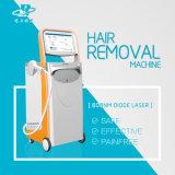 Retiro del pelo del laser del diodo de Professionary Stantionary 808nm para el distribuidor autorizado