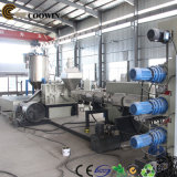 Fait dans la chaîne de production de profil de PVC WPC du PE pp de la Chine